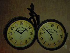 Zeitversatz der Uhren