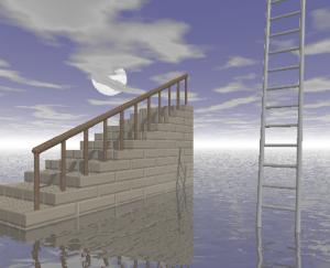 Stufen zum Höheren